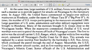 1983 8 Attacks on Nicaragua, Ahuas Tara II began Screen Shot 2015-02-25 at 6.19.07 PM