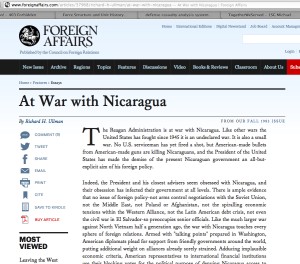 1983 9 Nicaragua foreign affairs Screen Shot 2014-12-25 at 5.24.09 PM