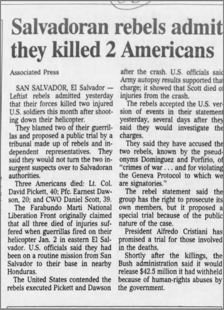 1991 1 22 Courier Journal Salvo rebels admit they killed 2 Americans