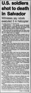 1991 1 4 Democrat & Chronicle US soldiers shot to death in Salvador