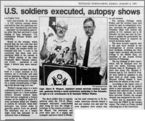 1991 1 6 Journal News U.S soldiers executed autopsy shows