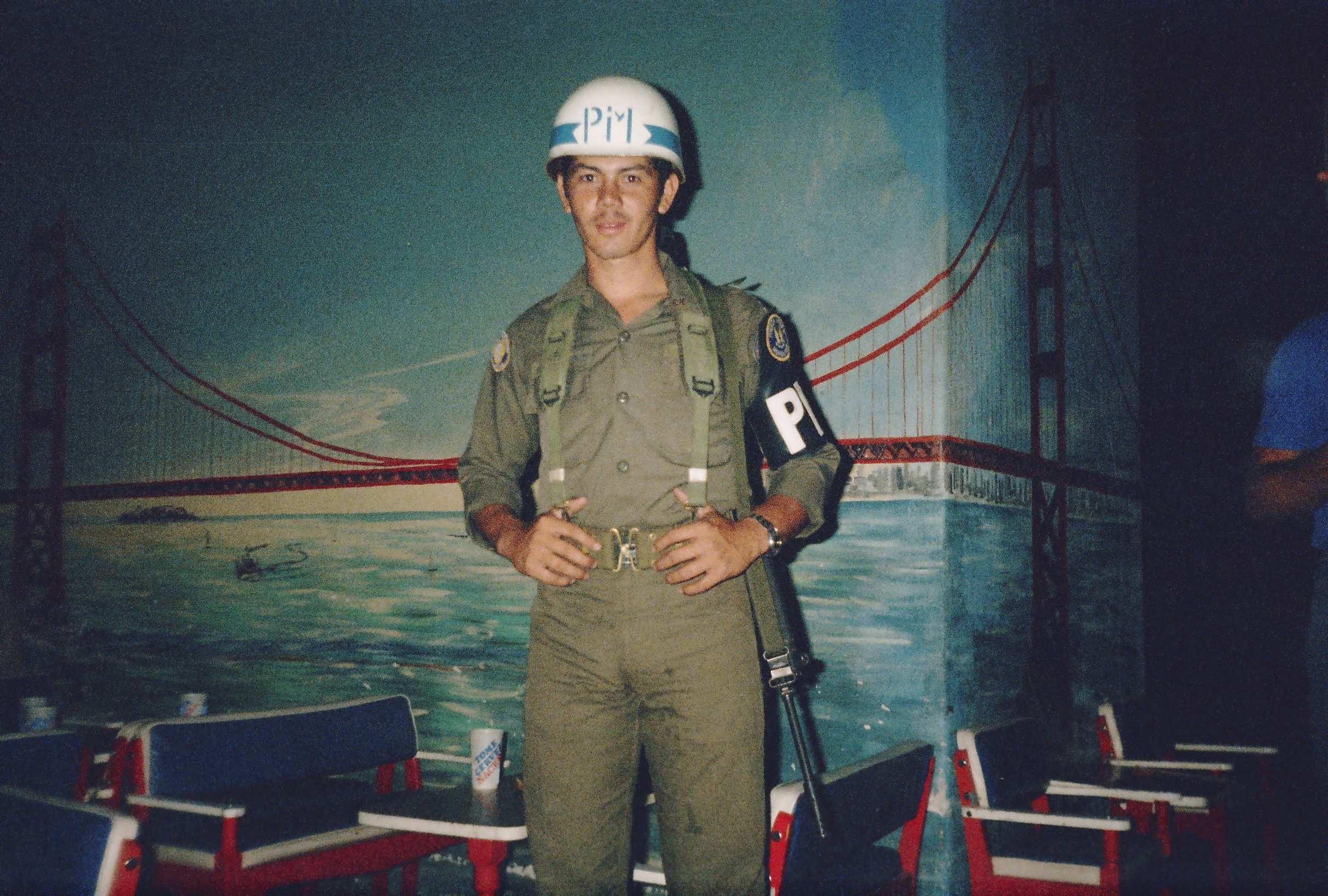 Policia Militar de Honduras