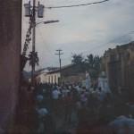 Comayagua religious parade