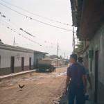 Comayagua streets