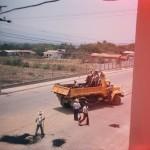 Comayagua street repair