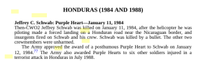 Honduras Purple hearts 1984 & 1988 Screen Shot 2014-12-09 at 10.07.35 PM