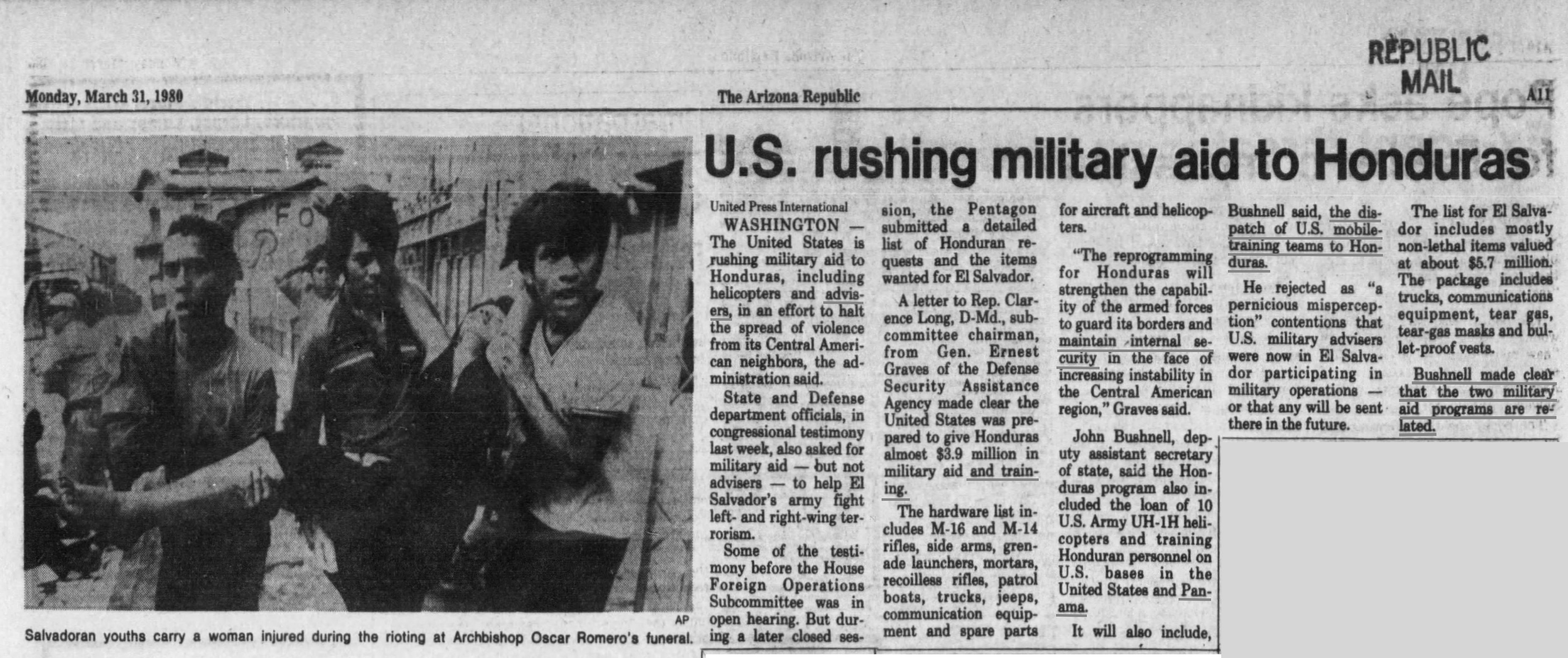 us-rushing-military-aid-to-honduras